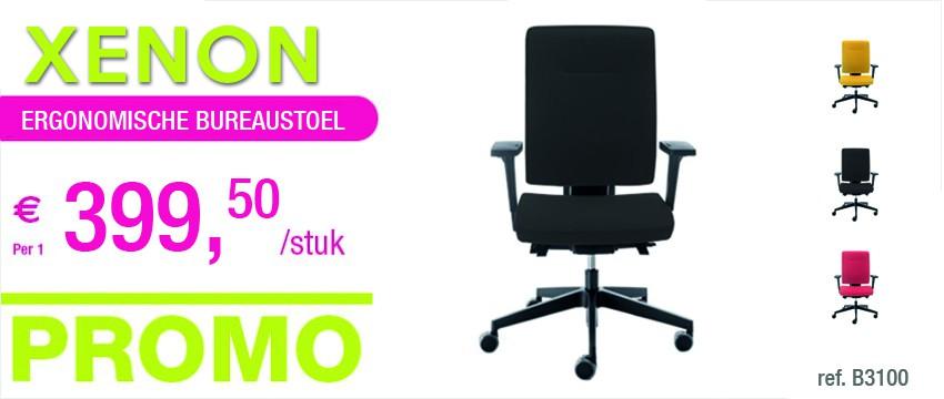 INO ergonomische bureaustoel Xenon
