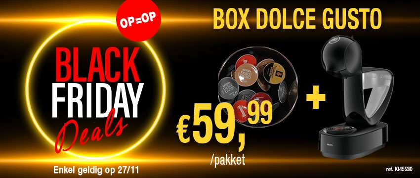 Box Dolce Gusto