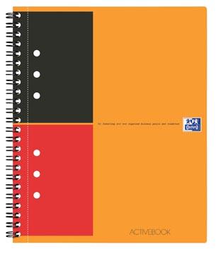 Oxford INTERNATIONAL Activebook, 160 bladzijden, ft A5+, gelijnd
