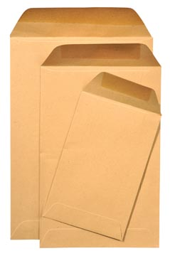 Enveloppen voor specifiek gebruik