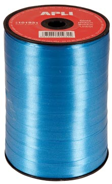 Apli sierlint 7 mm x 500 m, blauw