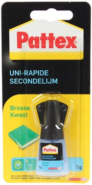 Pattex secondelijm Kwast