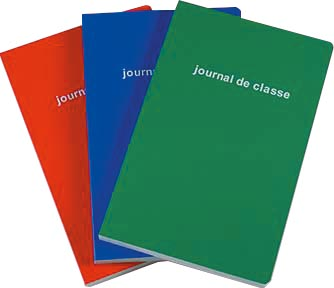 Aurora schoolagenda Bur-O-Class ft 10,5 x 16,5 cm, 224 bladzijden, eeuwigdurend