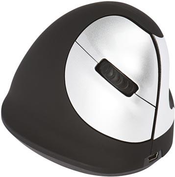 R-Go HE ergonomische muis, medium, draadloos, rechtshandig