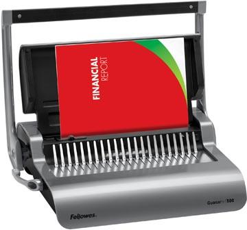 Fellowes manuele inbindmachine Quasar +500