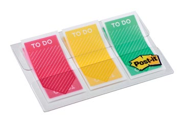 Post-it Index To Do, ft 23,8 x 43,1, pak van 3 x 20 tabs