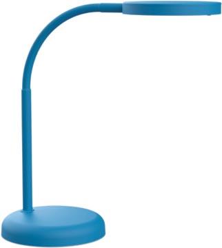 Maul bureaulamp MAULjoy, LED-lamp, blauw