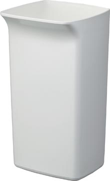 Durable afvalbak Durabin 40 liter, wit