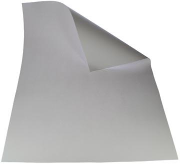 Folia gekleurd tekenpapier wit