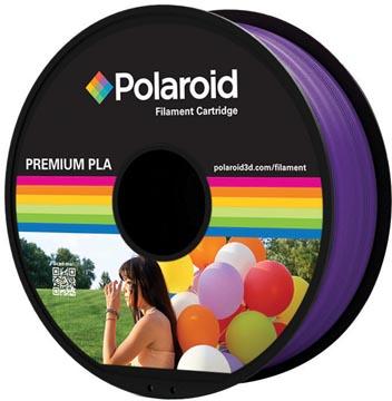 Polaroid 3D Universal Premium PLA filament, 1 kg, paars