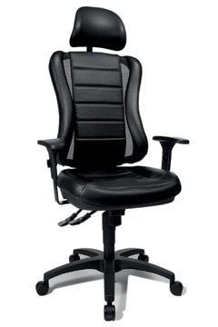 Topstar bureaustoel Head Point RS, zwart