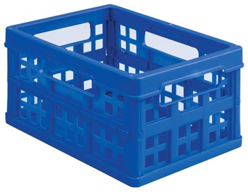 Really Useful Box plooibox 1,7 liter, donkerblauw
