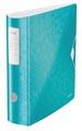 Leitz WOW ordner Active rug van 8,2 cm, ijsblauw