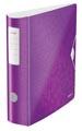 Leitz WOW ordner Active rug van 8,2 cm, paars