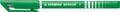 STABILO SENSOR fineliner, 0,3 mm, groen