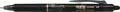 Pilot balpen FriXion Ball Clicker 10 zwart