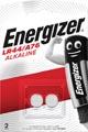 Energizer knoopcel LR44/A76, blister van 2 stuks